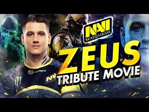Zeus - Легендарный капитан NAVI CS:GO