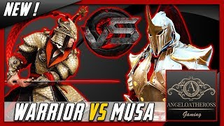 Black Desert PvP Gameplay Warrior vs Musa With Speed Hack