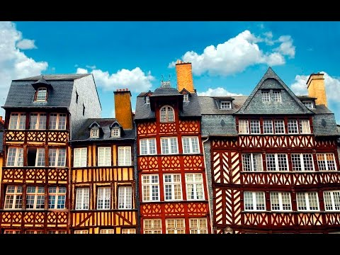 [VLOG #7] A Day In Rennes
