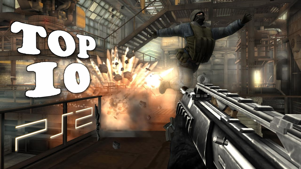 my top 10 fps games for playstation 2 youtube. Black Bedroom Furniture Sets. Home Design Ideas