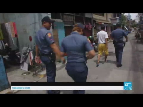 Philippines: Duterte suspends 'corrupt to the core' police from drug war