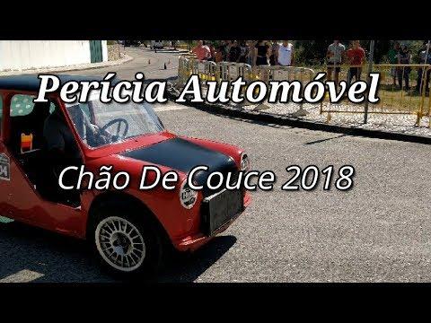 Perícia Automóvel - Chão De Couce 2018