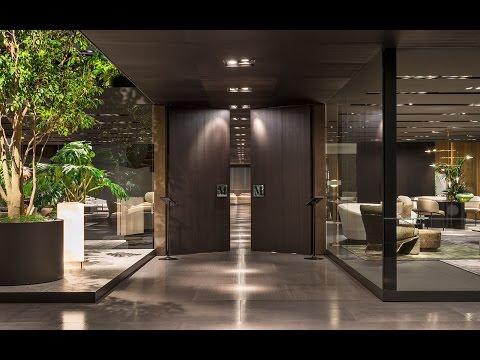 XTRA - minotti salone del mobile, milan 2017