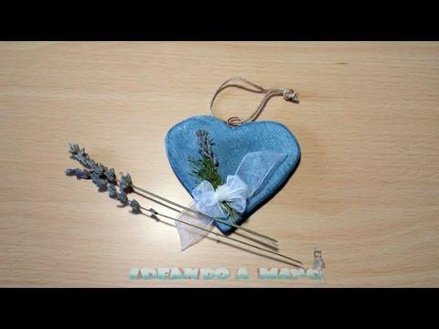 C mo hacer corazones decorativos youtube for Como hacer espejos decorativos