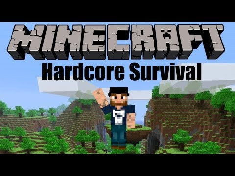 let's-play-minecraft-hardcore-survival-episode-1