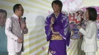 パチンコ新機種「CR昭和伝説 三波春夫」が13日、発表され「東京五輪音...