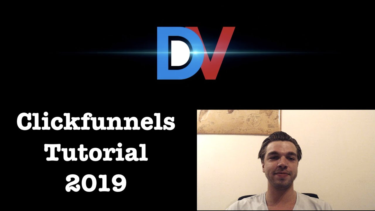 Clickfunnels Tutorial 2019 – review, features and how to make money with clickfunnels