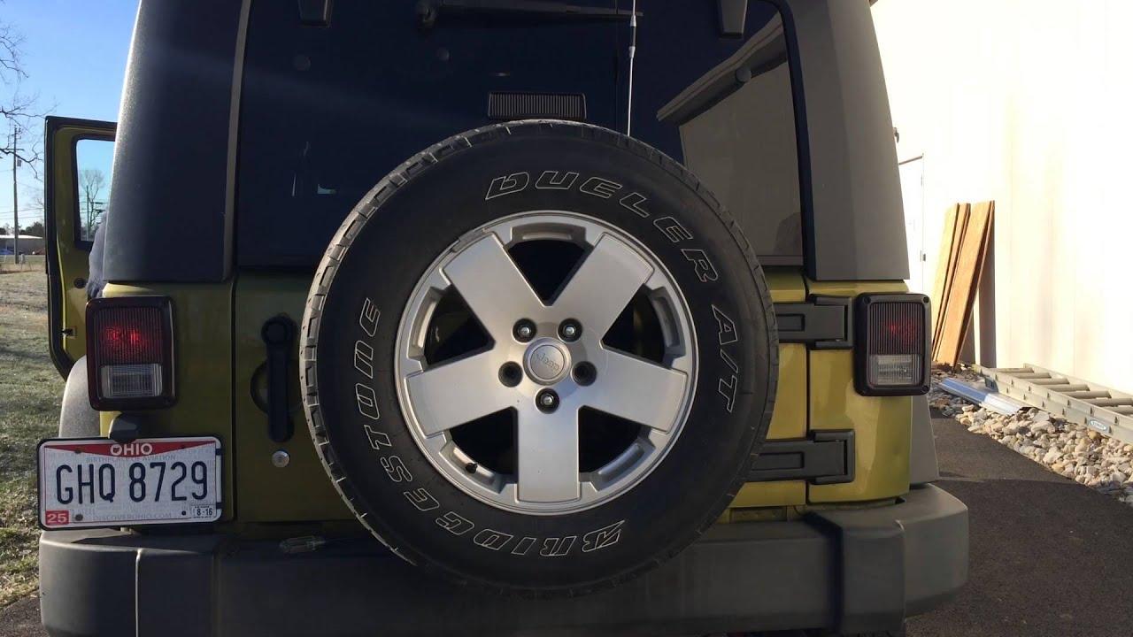 jeep jk trailer wiring harness problem [ 1280 x 720 Pixel ]