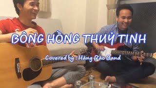Bông hồng thủy tinh_guitar covered by Hàng Rào band