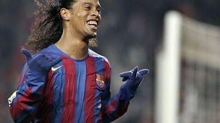 Ronaldinho-Barcelona-Skills And Smile-2011-2012-HD