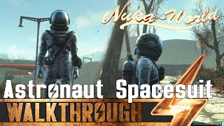 Fallout 4 Nuka World - Astronaut Spacesuit Armor Location Guide