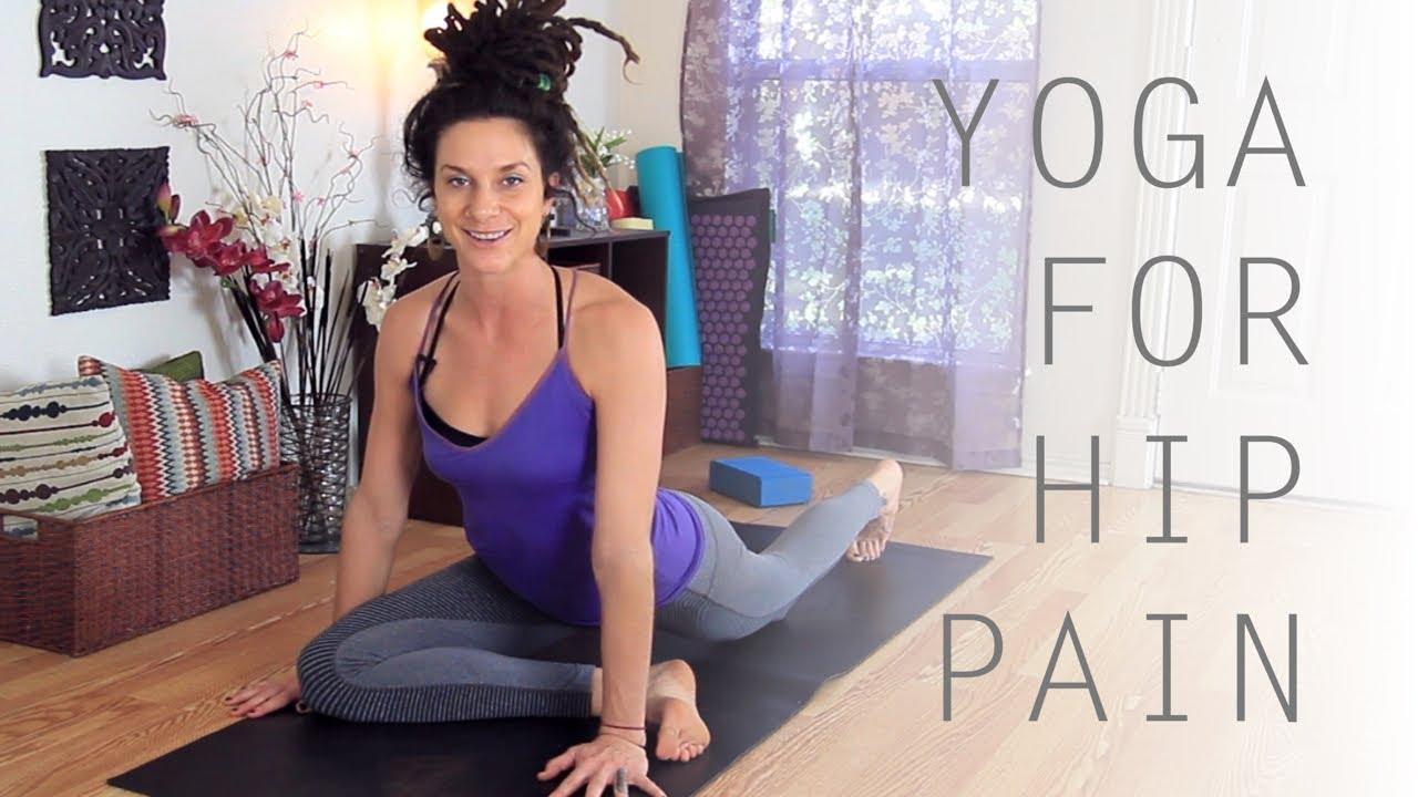 Back Hip Pain Yoga