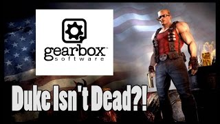 Gearbox Says Duke Nukem Is NOT Dead