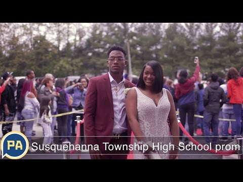 Susquehanna Township High School prom: Video