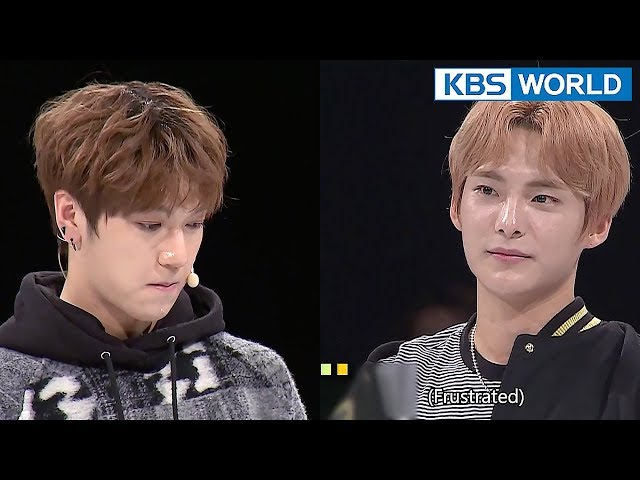 IMs Taeun, Hyung, why did you do that to me? [The Unit/2018.01.18]