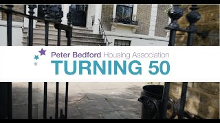 Peter Bedford 50th Anniversary