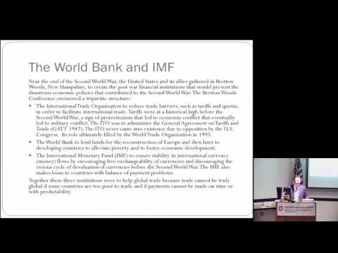 "Daniel Chow, ""Why China Established the Asia Infrastructure Investment Bank"""