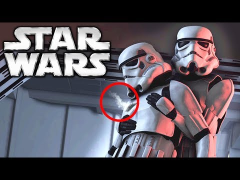Why Stormtrooper Armor DOESN