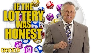 If The Lottery Was Honest  Honest Ads