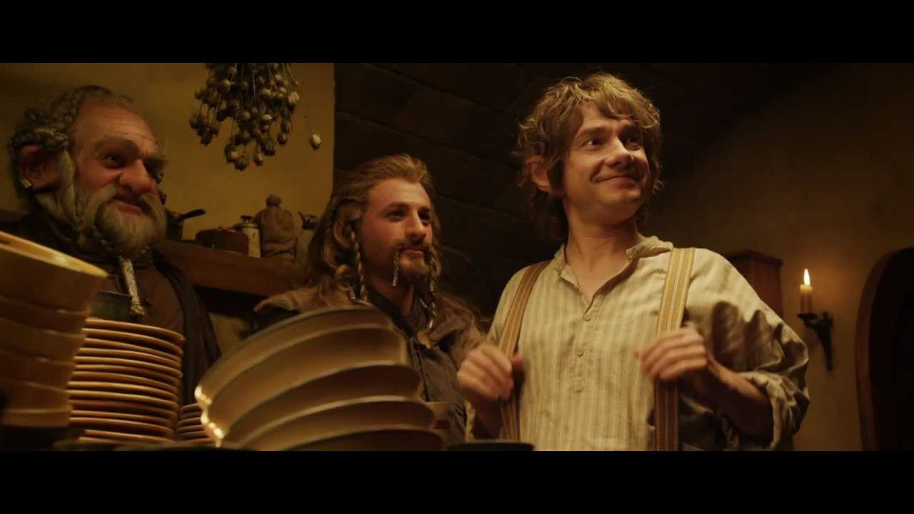The Hobbit: An Unexpected Journey - Announcement Trailer (HD)