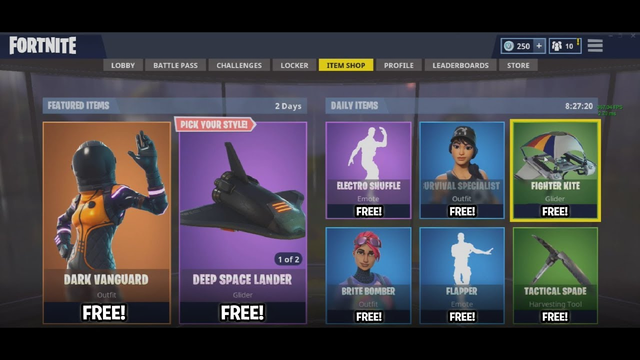 Free Fortnite Skins V Bucks April 2018 100 Legit Youtube