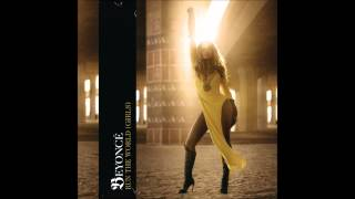 Beyonce - Run The World (Girls) Karaoke / Instrumental with backing vocals and lyrics