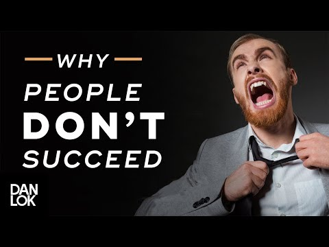 Why People Don't Succeed | Behind the Scenes At Dan Lok's Hi