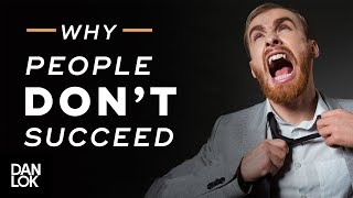 Why People Don't Succeed - Behind the Scenes At Dan Lok