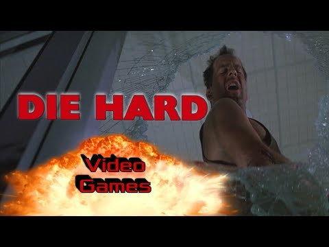 Die Hard Video Games Review PLAYSTATION | ARCADE | DOS | NES | TG16 | PC