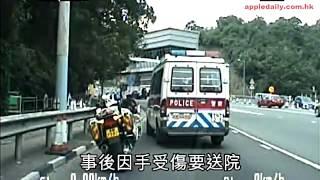 車神上身變馬路飛彈 警狂野追車 (2) - 20120519 - 蘋果日報