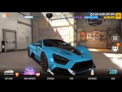CSR 2 New Cars 1.16.0