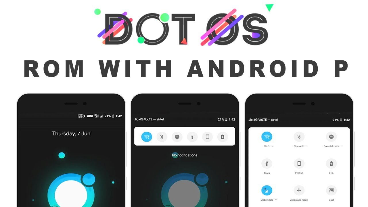 DOT OS 2 3 Review - Finally Official Android Pie Rom -   All Phones  