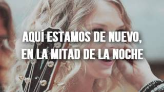 Repeat youtube video All too well - Taylor Swift [Letra en español]