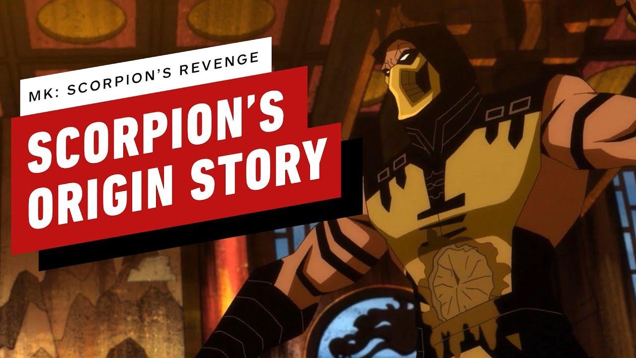 new mortal kombat movie scorpions revenge