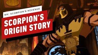 New Mortal Kombat Animated Movie Focuses on Scorpion's Origins