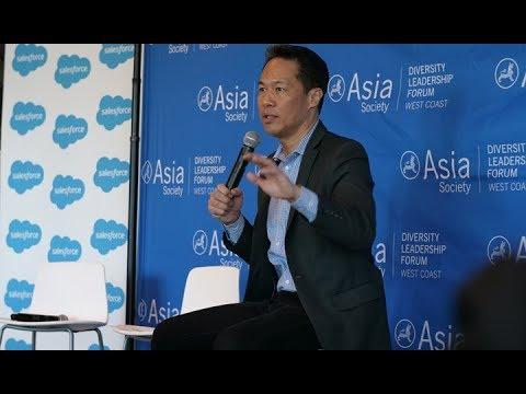 Keynote With Richard Lui — West Coast Diversity Leadership Forum 2017
