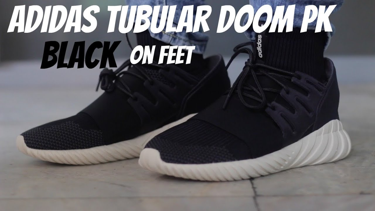 Adidas Tubular Doom PK Unboxing w/ On Feet Review