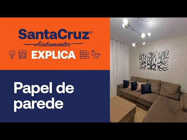 Papel de parede: vantagens e como usar | Santa Cruz Explica