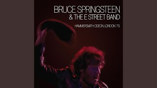The E Street Shuffle / Having A Party (Live at Hammersmith Odeon Audio)
