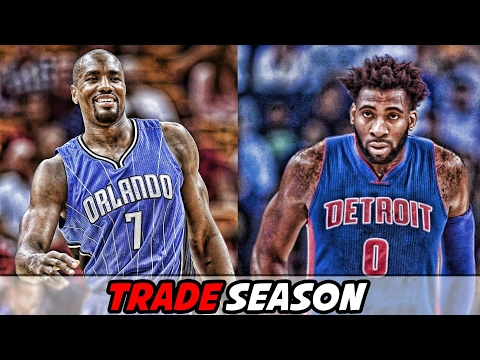 Serge Ibaka Traded to Toronto Raptors | Detroit Pistons Shopping Andre Drummond?