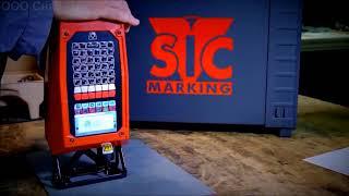 SIC Marking e mark ударно-точечный  маркиратор размер маркировачного окна 60х25мм или 120х40мм (рус)