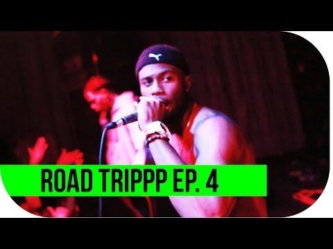 ROAD TRIPPP Ep. 4 - Casey Veggies and Travis Scott hit San Diego on the PNCXX Tour