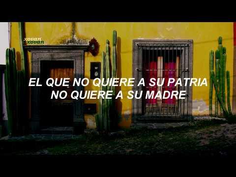 Calle 13 ; latinoamérica //Letra