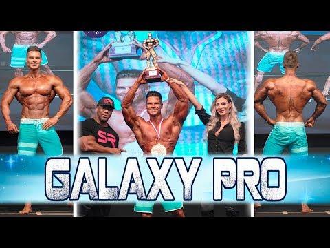 Русский, который смог. Победа на Galaxy Pro/IFBB Pro league.