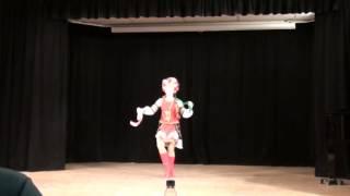 Оля -Украинский Танец