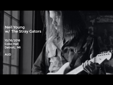Neil Young Live at Cobo Hall, Detroit, MI - 1/8/1973 Full Show AUD