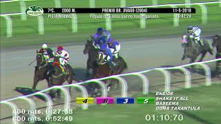Vidéo de la course PMU PREMIO DR. JIVAGO 2004