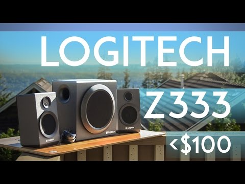 Logitech Z333 Review (Under $100!)