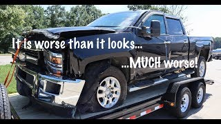 2015 Chevrolet Silverado LTZ (AKA: The Mistake)... Welcome to my nightmare! Part 1