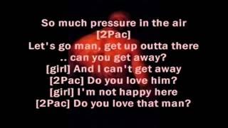 2Pac - Can You Get Away [Official Audio   Lyrics]ᴴᴰ